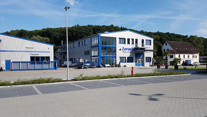 Loroch GmbH Gebäude Büro